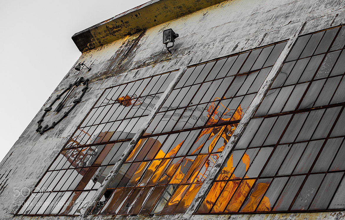 Photograph Closed Factory 2 by Ove Bjerknes on 500px