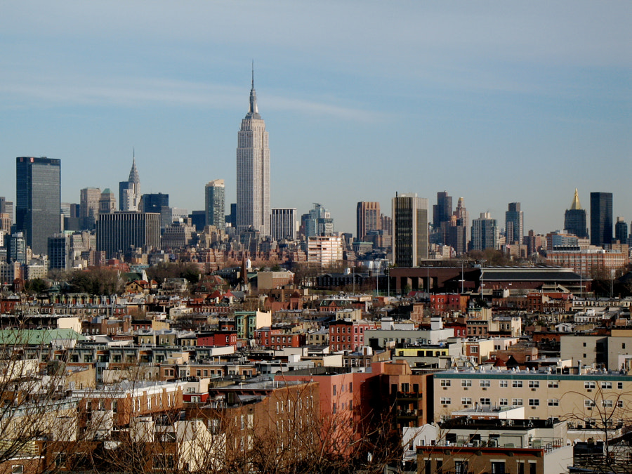 Manhattan and Hoboken, First View by Zoë Gemelli on 500px.com