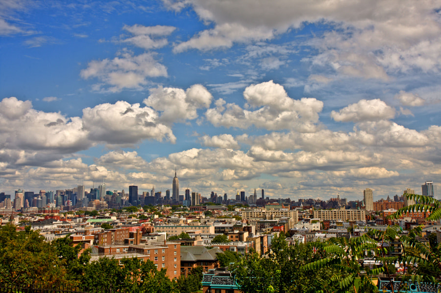 Manhattan and Hoboken, Second View by Zoë Gemelli on 500px.com