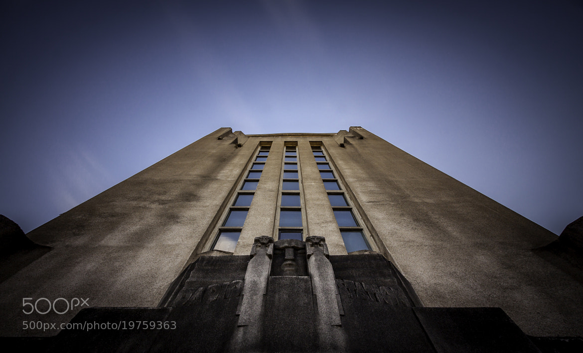 Photograph Radio Station by Raymond van der Hoogt on 500px