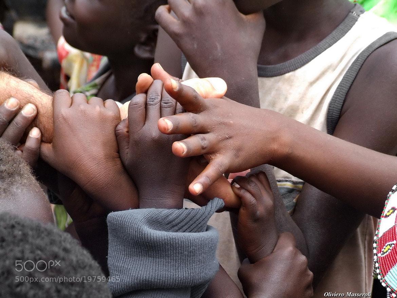 Photograph A hand .... many hands. by Oliviero Masseroli on 500px