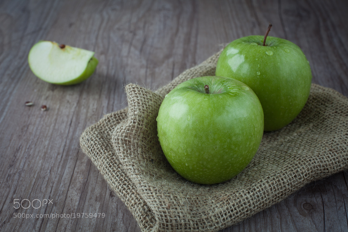 Photograph Apple by Sabino Parente on 500px