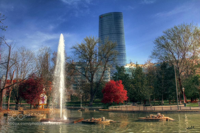 Photograph Parque de Doña Casilda by Eduardo Latorre on 500px