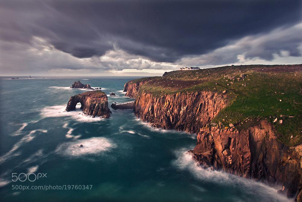 Photograph Land's End  by Jakub Malicki on 500px
