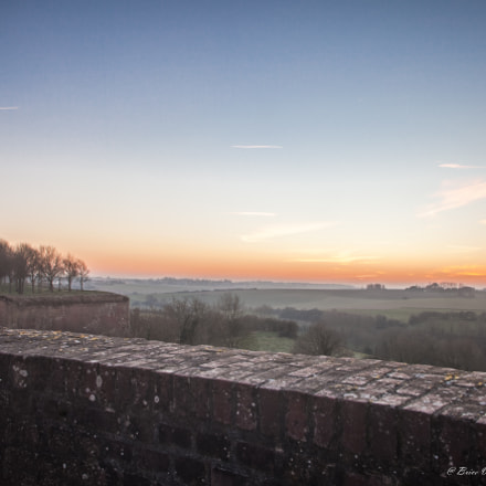 Sunset from the remparts, Canon EOS 5D MARK II, Canon EF 20-35mm f/3.5-4.5 USM
