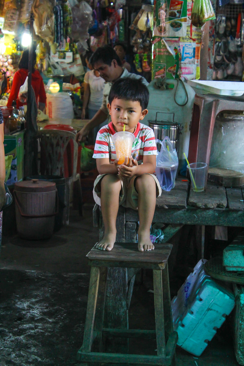 Photograph Drinking Lemonade by Victor Keo on 500px