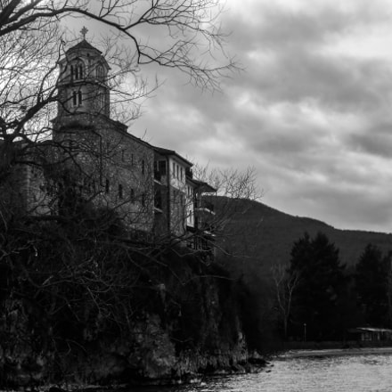 The Monastery in Trees, Nikon COOLPIX S3300