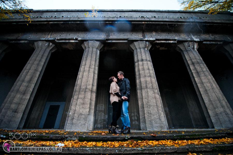 Photograph Joanna & Dariusz  by Bartłomiej Kiepas on 500px