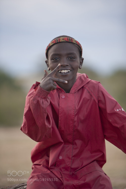 Photograph Maasai  Kenya  by Zhang Rui  张睿 on 500px