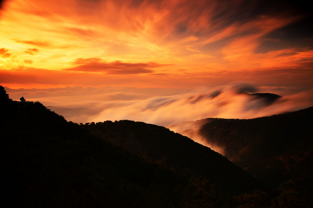 Photograph Dance of the clouds by muhammet özcan on 500px