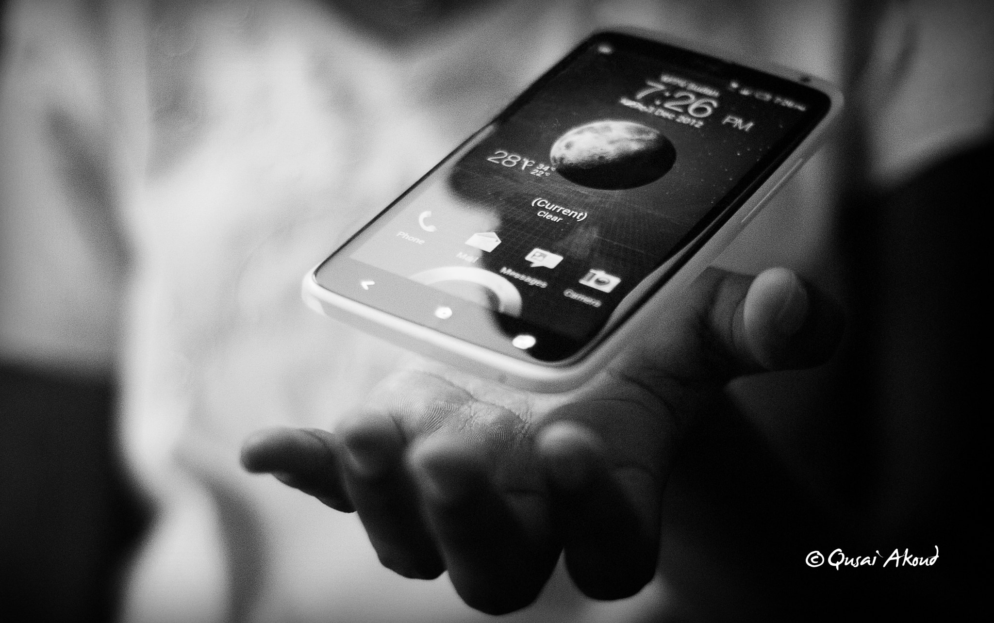 Photograph Something i Held by Qusai Akoud on 500px