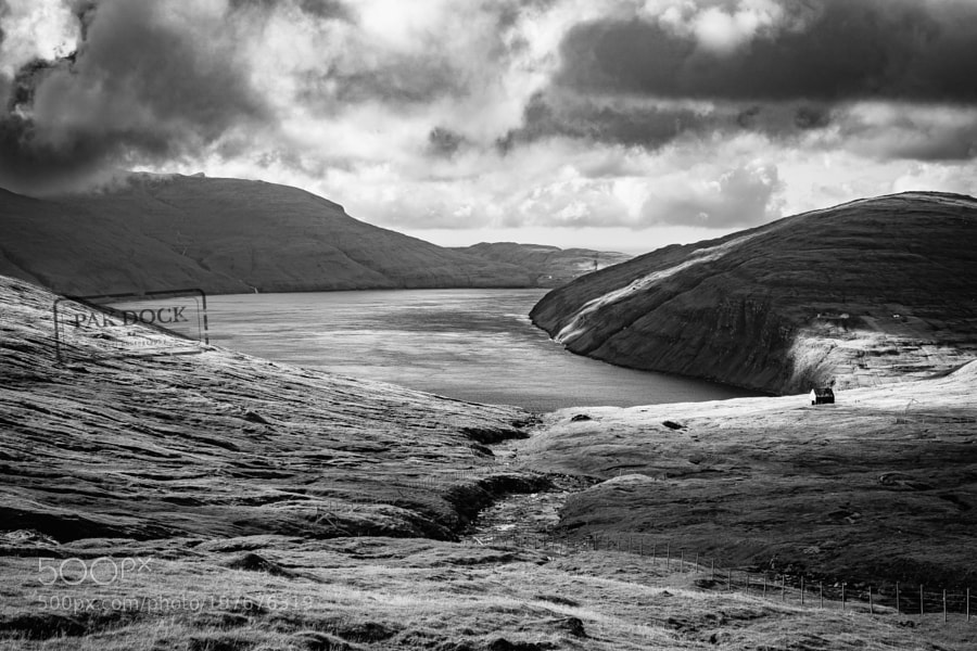 The road to Vestmanna II - Faroe Islands