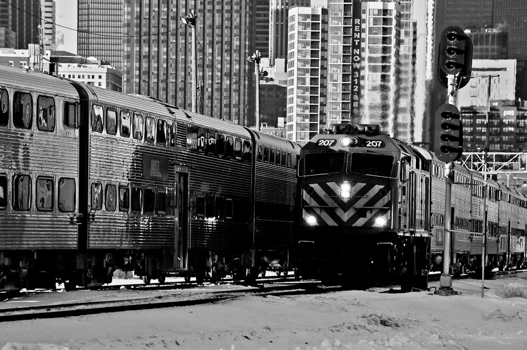 Photograph south loop by Sam D. on 500px