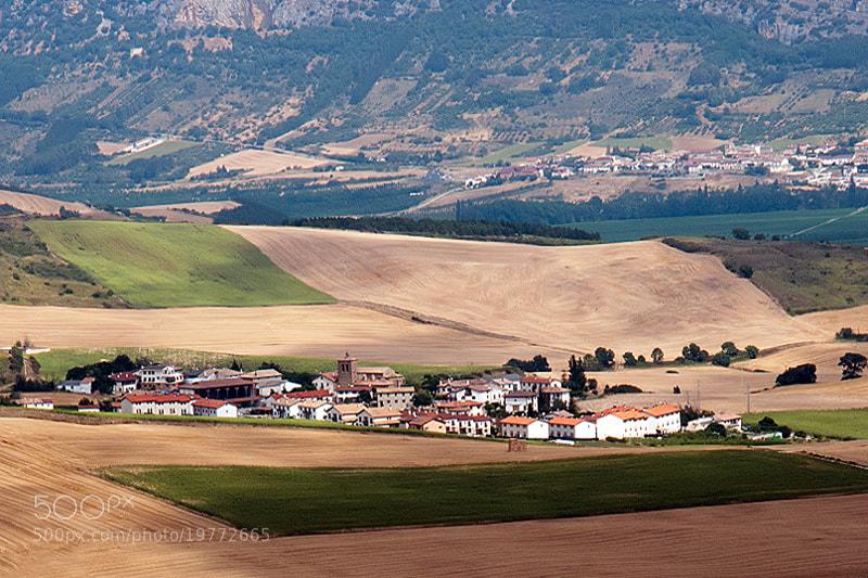 Photograph The Way to Santiago 2012 ( Pamplona - Obanos VI ) by Juan Dorado on 500px