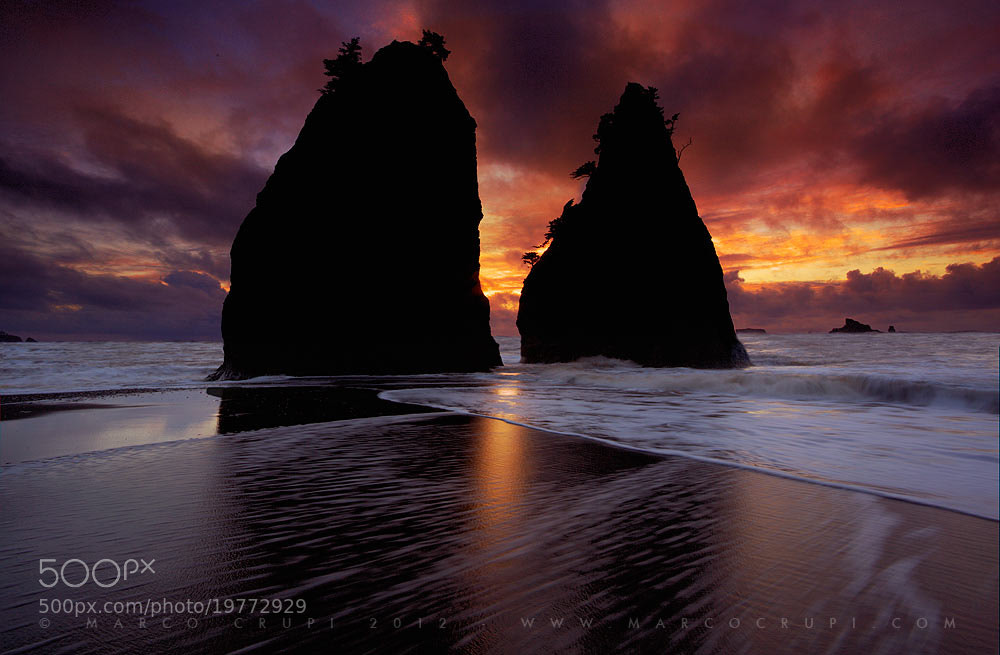 Photograph Sunset Pinnacles by Marco Crupi on 500px