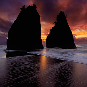 Sunset Pinnacles by Marco Crupi (marcocrupi)) on 500px.com