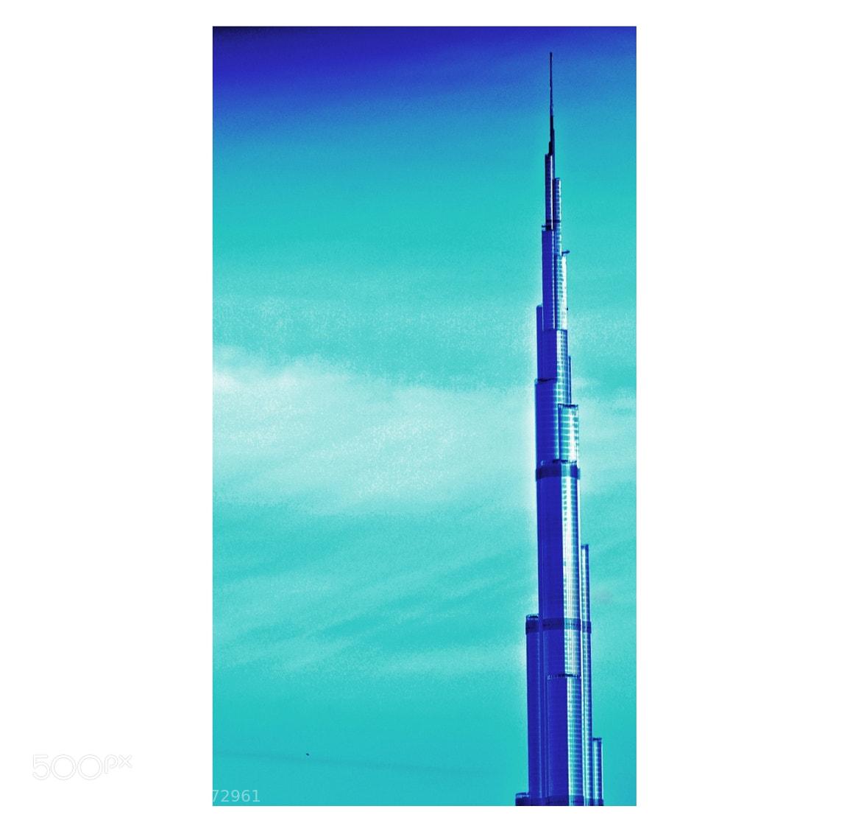 Photograph burj khalifa by Abdulla  Rasti on 500px