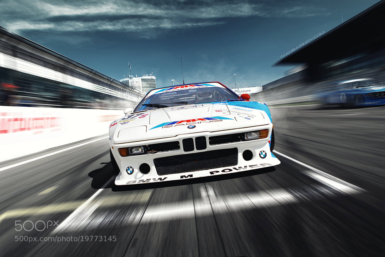 Photograph BMW M1 Nurburgring by Ivan Barinov on 500px