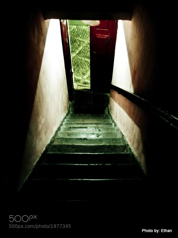 Photograph Fear of the Dark by Pedro Conceição on 500px