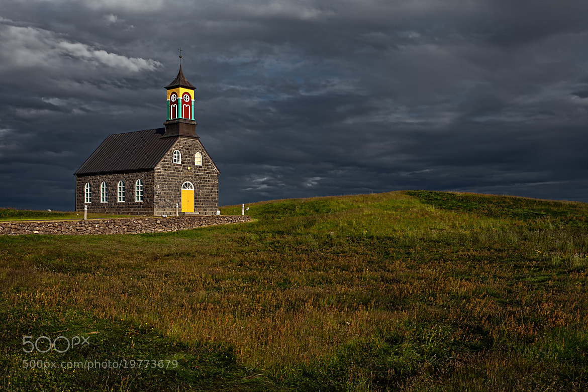 Photograph Hvalsnesskirkja  by Andreas Klesse on 500px