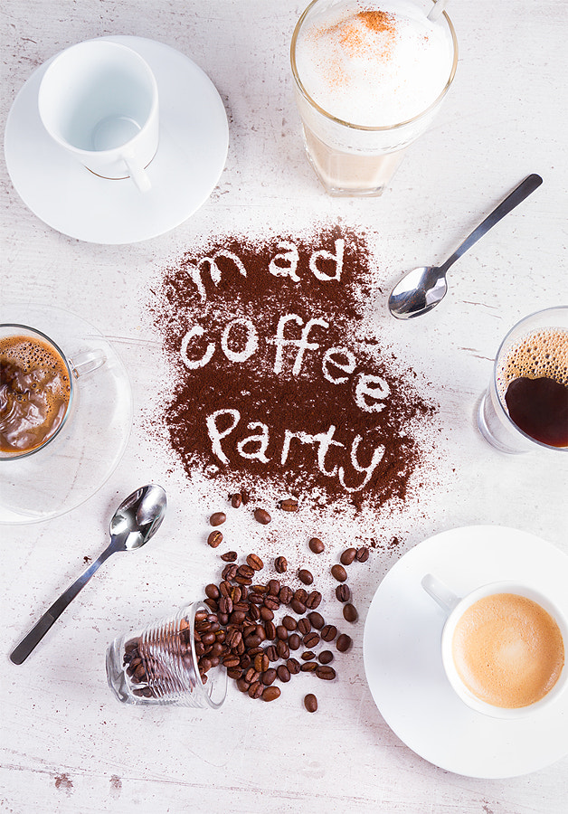 The mad coffee party by Anastasy Yarmolovich on 500px.com