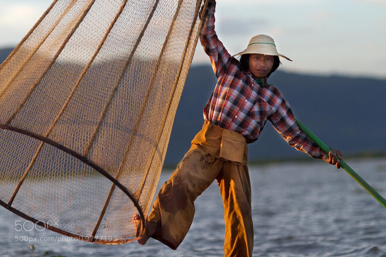 Photograph Fishing by Olga Bakulina on 500px