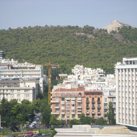 Athens, Greece, Nikon COOLPIX S51