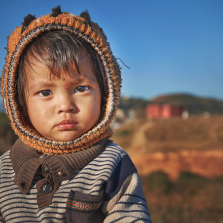 Nepali boy, Sony SLT-A99, 16-35mm F2.8 ZA SSM