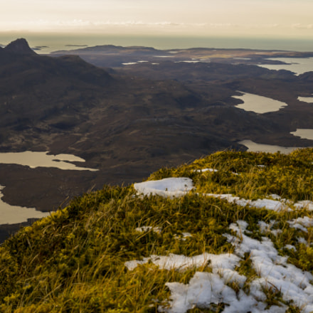 View from Cul Mor, Sony ILCE-7R, Sigma 30mm F2.8 [EX] DN