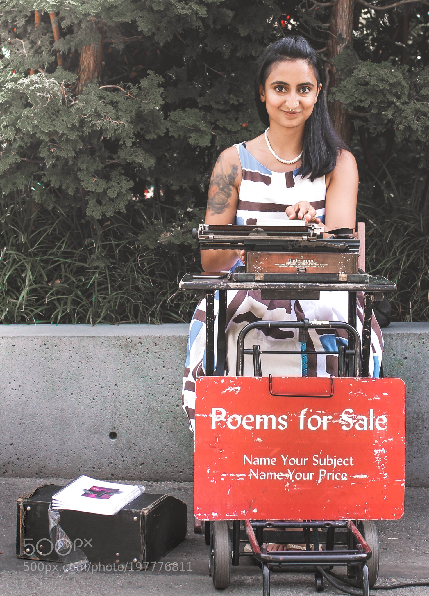 Poems for Sale