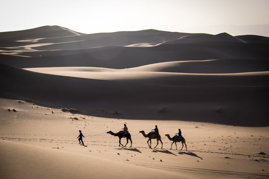 Chegaga Desert - Marocco by Cazard Stéphane on 500px.com