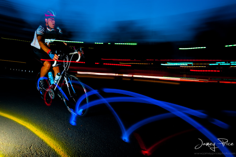 Photograph Night Rider by Jamey Price on 500px