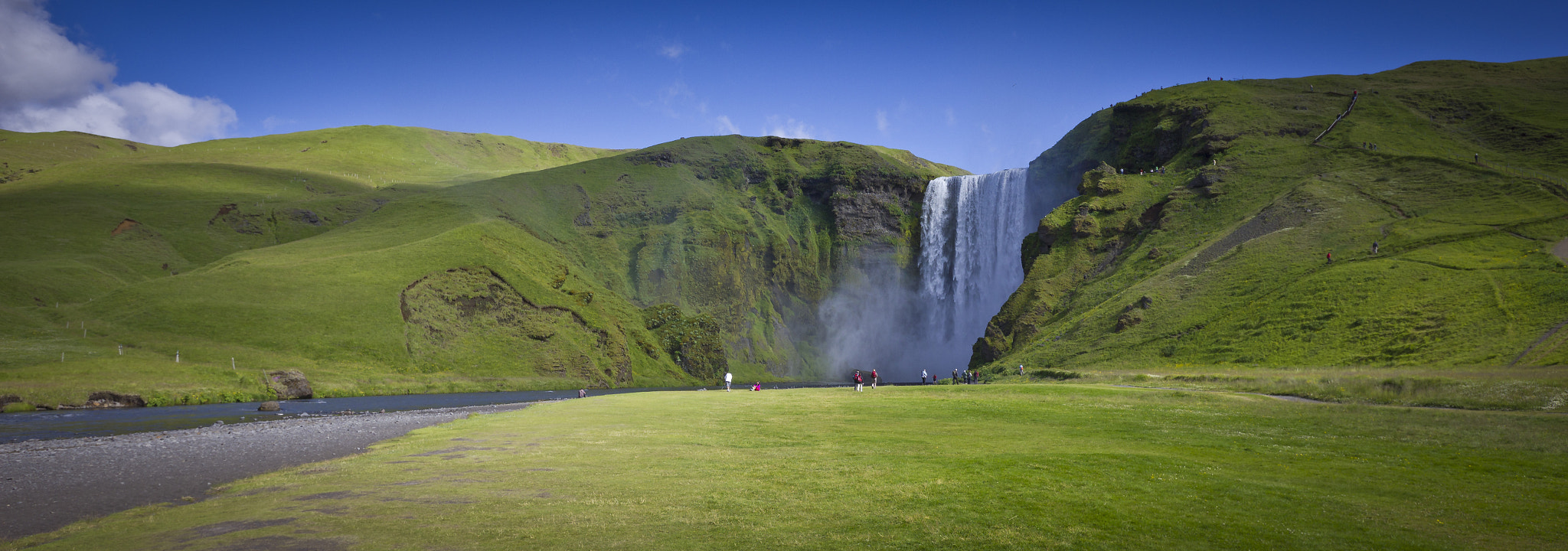 Photograph Skógafoss by Jonathan Cox on 500px