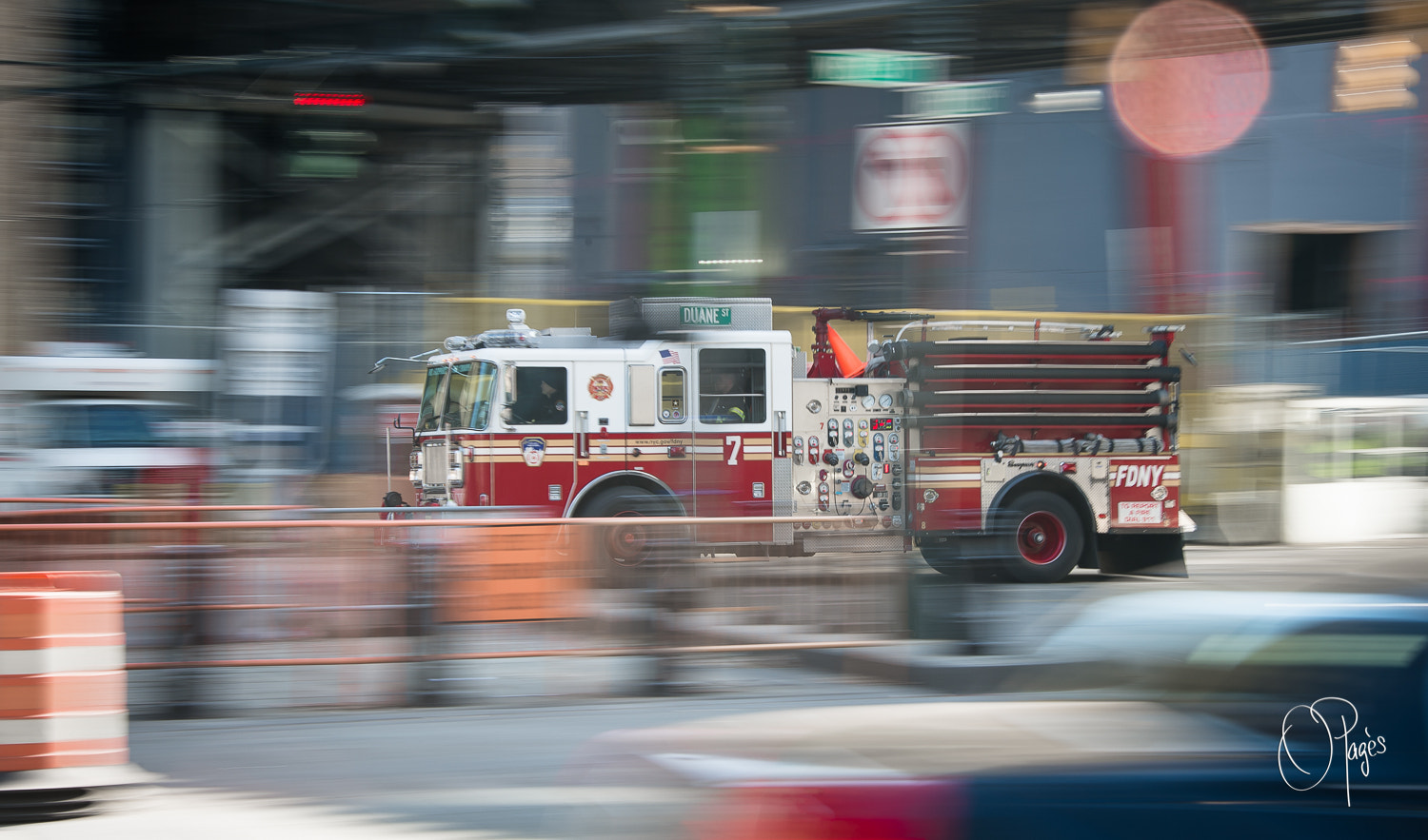 Photograph FDNY by Olivier Pagès on 500px