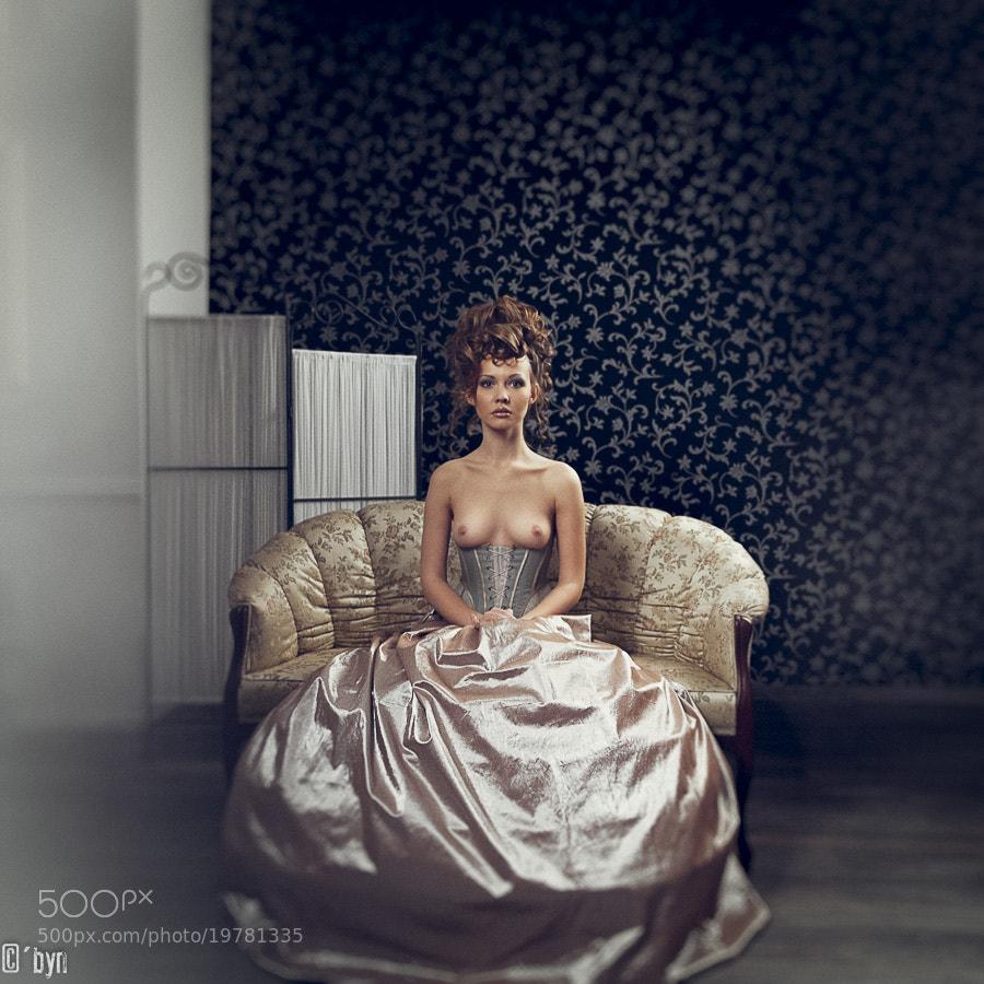 Photograph Tatiana by Alexey Tyurin on 500px