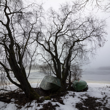 At the River Daugava