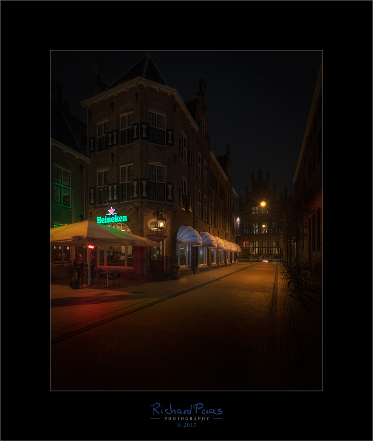Groningen@night #2 by Richard Paas on 500px.com