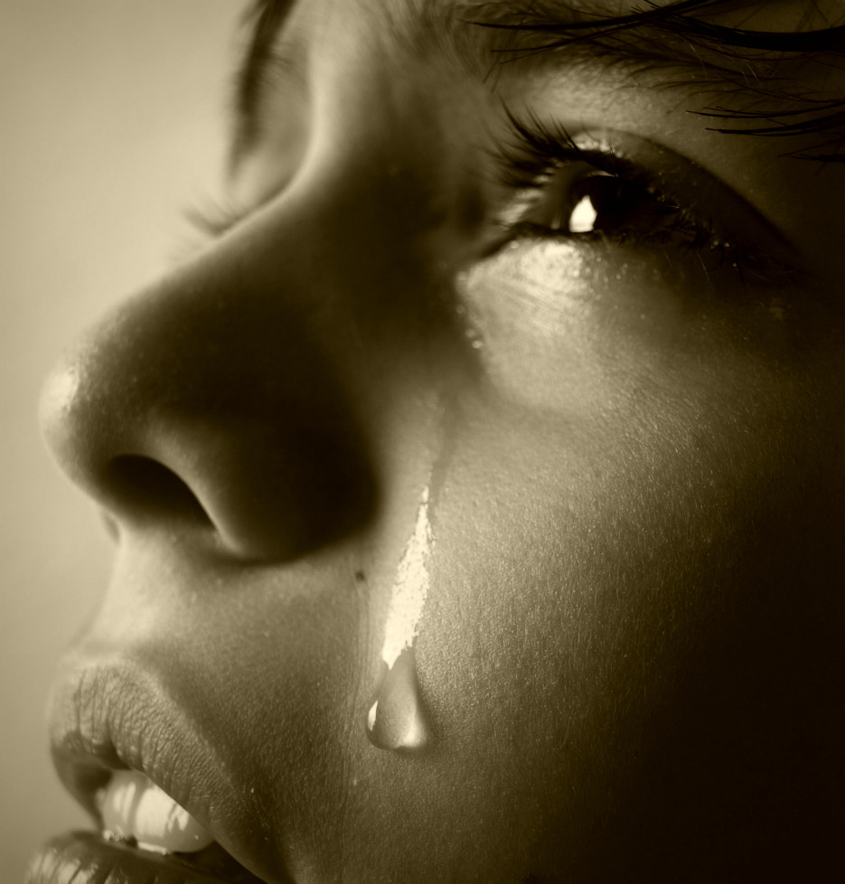 Photograph Cry by Diana  Duque  on 500px