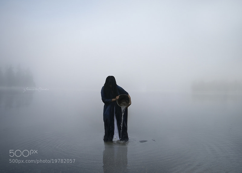 Photograph Lady of the Lake by Jamila  Clarke on 500px