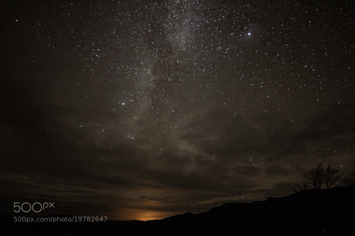 Photograph The Starlight Highlands by Dan James on 500px