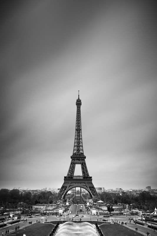 Photograph Tour Eiffel by Emmanuel LE GUELLEC on 500px