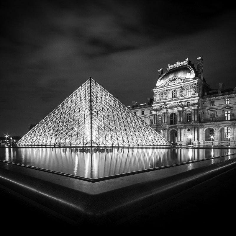 Photograph Louvre by Emmanuel LE GUELLEC on 500px