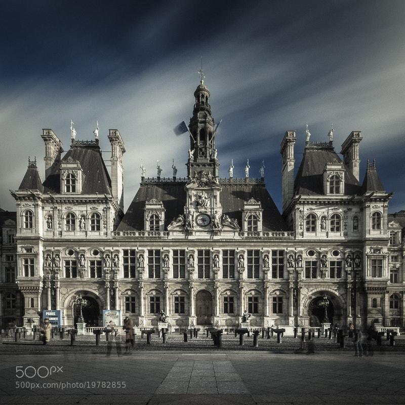 Photograph Hotel de Ville by Emmanuel LE GUELLEC on 500px