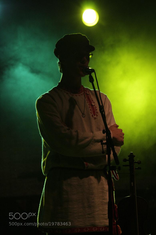 Photograph Musician by Reigo Teervalt on 500px