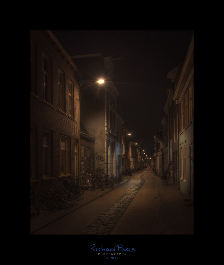 Groningen@night #1 by Richard Paas on 500px.com