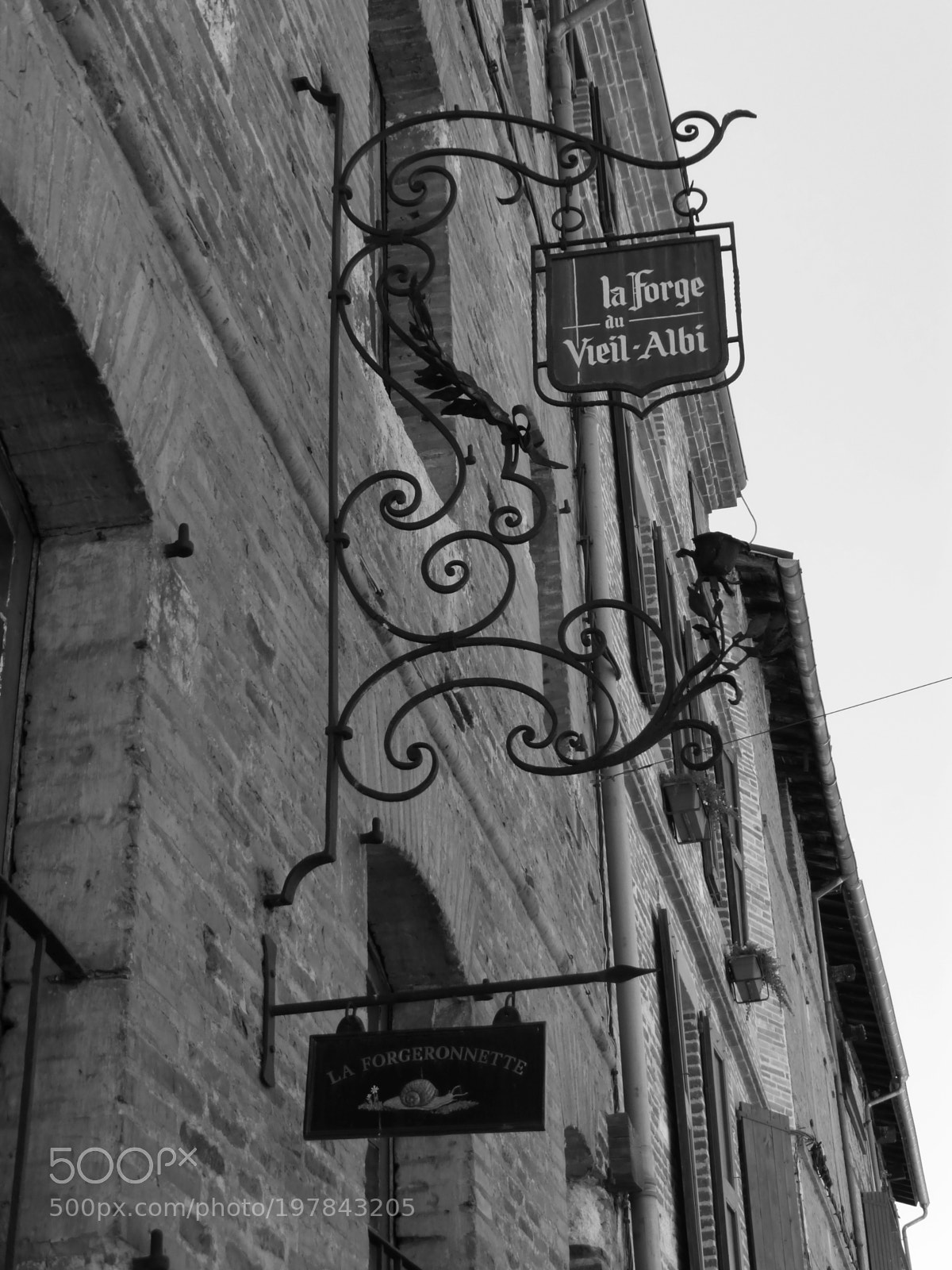 Albi shop sign, Panasonic DMC-TZ36