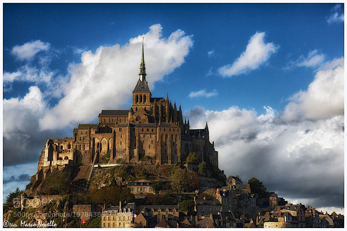 Photograph Mont Saint Michel by Marco Novello on 500px