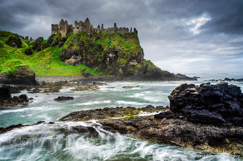 Photograph Dunluce Castle by Alan Owens on 500px