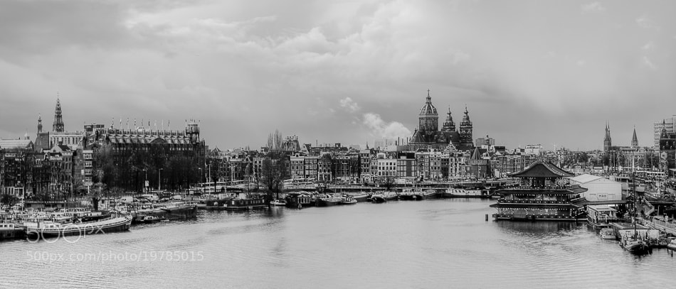 Photograph AMSTERDAM by Sam Smallwoods on 500px