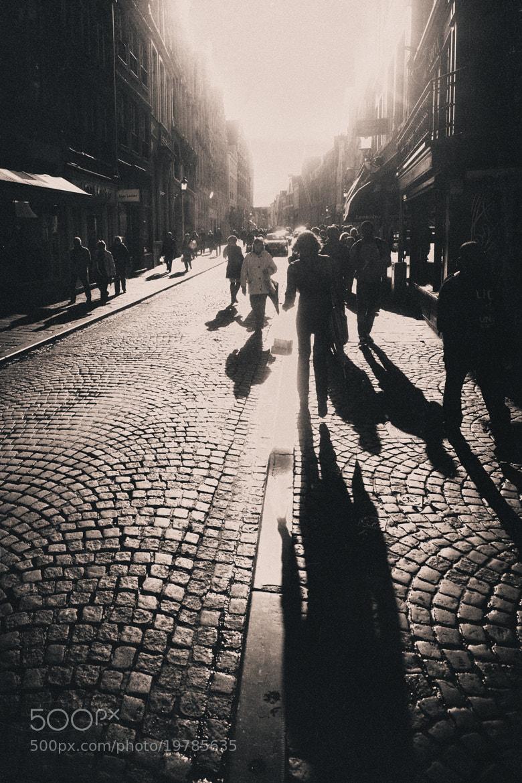 Photograph city shadows by Christian Müller on 500px